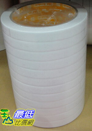 [玉山最低網] COSCO 3M SCOTCH TISSUE TAPE 雙面膠帶 C90167 $135