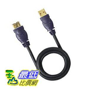 [美國直購 ShopUSA] Belkin Gold Series 6-Foot USB 延長線 Extension Cable F3U134-06-GLD $655
