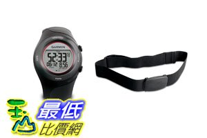 [美國直購 ShopUSA] Garmin Forerunner 手錶 410 GPS-Enabled Sports Watch with Heart Rate Monitor $8298