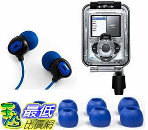 [106美國直購 ShopUSA] H20 Audio IN3 防水Waterproof Case for iPod Nano 3G (3rd Gen) with Headphones 耳機 $407..