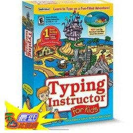 [美國兒童教育軟體] 打字導師 Typing Instructor For Kids 46 $719