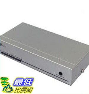 [玉山最低比價網] 全新 VGA Video Splitter 1對8 螢幕 高頻 分接器 分配器 分頻器 (20499_J007)_a $519
