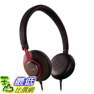 [美國直購 ShopUSA] Philips shl5500/28 飛利浦 28頭 帶耳機(紅/黑)$1889