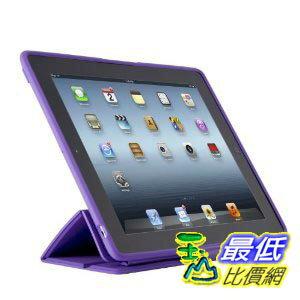 [美國直購] Speck 保護殼 SPK-A1223 Products PixelSkin HD Wrap Case for the New iPad 3 Grape $1366
