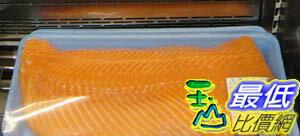 %[需低溫宅配 玉山最低比價網] COSCO 空運新鮮鮭魚排 KIRKLAND SIGNATURE FRESH ATLANTIC SALMON FILLET C38008 $1249