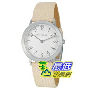[美國直購 ShopUSA] CALVIN KLEIN JEANS Minimal 男士手錶 K0341120 _afd $4260