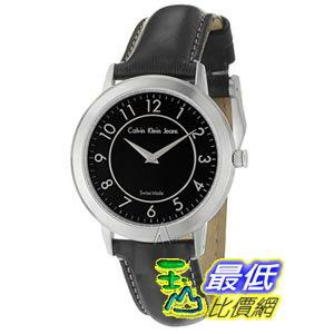 [美國直購 ShopUSA] CALVIN KLEIN JEANS Continual 女士手錶 K8713104  afd $2500