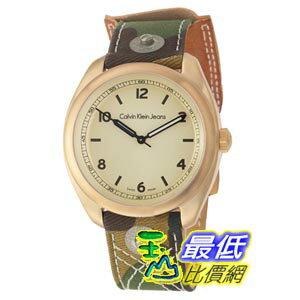 [美國直購 ShopUSA] CALVIN KLEIN JEANS Impulse 男士手錶 K5811415 afd $2740