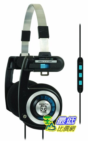 [美國直購] Koss 耳機 Porta Pro KTC Ultimate Portable Headphone for iPod, iPhone and iPad $2260