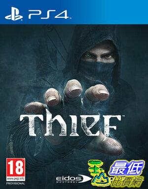 (現金價) PS4 俠盜 THIEF 英文亞版 _BB1  $1665