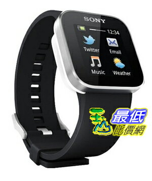 103 美國直購  Sony 手錶 SmartWatch US version 1 An