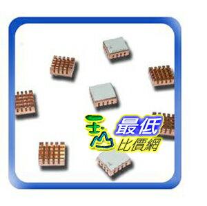 玉山最低比價網》全新  銅製 顯示卡專用 記憶體 RAM 晶片 顆粒 散 熱片 散熱貼片 (23028_P20) dd