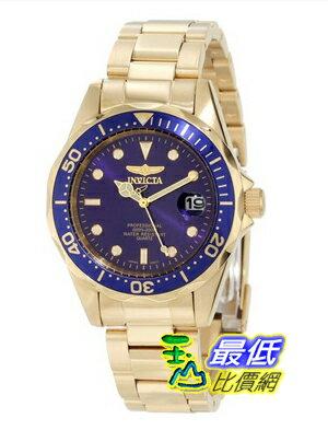 [103 美國直購] Invicta 手錶 Men's Mako Swiss Pro Diver Quartz 8937