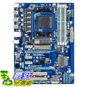 [美國直購 ShopUSA] Gigabyte 主機板 GA-970A-DS3 AM3+ AMD 970 SATA 6Gb/s USB 3.0 ATX AMD Motherboard $3500