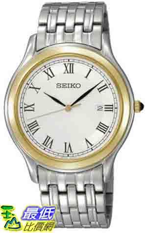 [美國直購 ShopUSA] Seiko 男士服飾手錶 SKK706P1 _afd $4260