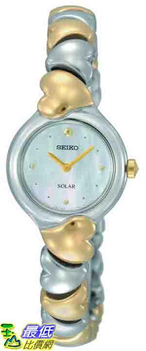 [美國直購 ShopUSA] Seiko Solar 女士手錶 SUP098 _afd $5460