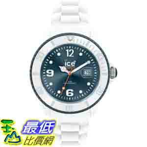 [美國直購 USAShop] Ice-Watch Unisex Ice-White Watch SI.WJ.S.S.11 $2003