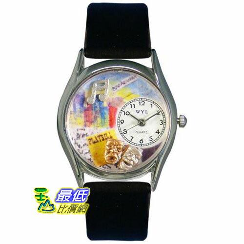 美國直購 USAShop  Whimsical 手錶 Unisex Drama Thea