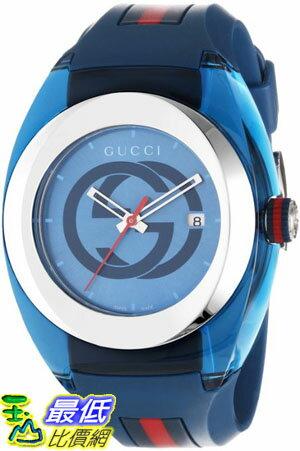 [美國直購 USAShop] Gucci 手錶 SYNC XXL YA137104 Watch $20989