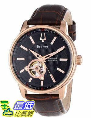 [美國直購 USAShop] Bulova 手錶 Men's 97A109 Bulova Series 160 Mechanical Watch $11077