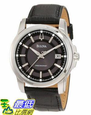 [美國直購 USAShop] Bulova 手錶 Men's 96B158 Precisionist Leather Strap Watch $8599