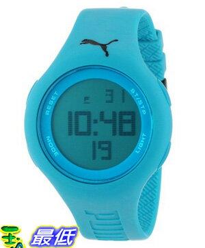 [美國直購 USAShop] PUMA Unisex 手錶 PU910801001 Loop Neon Blue Digital Watch $2299