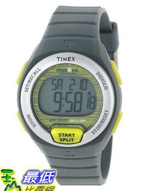 [美國直購 USAShop] Timex 手錶 Women's T5K7639J Ironman Oceanside 30-Lap Gray Resin Strap Watch