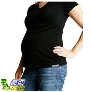 [103 美國直購] Protective Belly Tee in Cream By Belly Armor防電磁波T恤 黑色款
