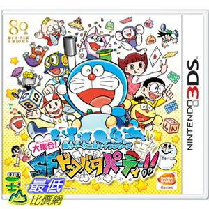 (刷卡價) 3DS 藤子?F?不二雄角色大集合!SF 喧鬧派對 日版 _AD4 $1399