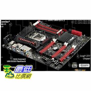 [美國直購] ASUS 主機板 Maximus V FORMULA LGA 1155 Intel Z77 Extended ATX DDR3 2800 PCIe 3.0  Audio Motherboard $27900