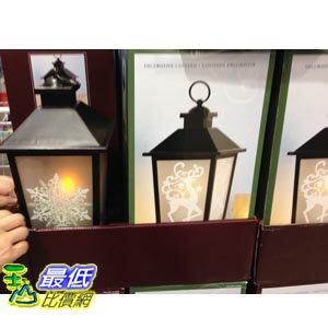 [103限時限量促銷] COSCO 14.5吋LED 燭光裝飾燈14.5 LED CANDLES LANTERN 約37公分高 _C915608 $452