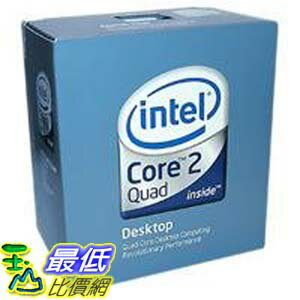 [美國直購 ShopUSA] Processor - 1 x Intel 處理器 Core 2 Quad Q9300 / 2.5 GHz ( 1333 MHz ) - LGA775 Socket - L2 6 MB – Box   $5838