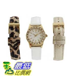 [美國直購 ShopUSA] GUESS 手錶 U10658L1 Petite Sport and Sparkle Boxed Watch Set $4658