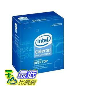 [美國直購 ShopUSA] Intel 雙核處理器 Celeron E1400 Dual-Core Processor, 2 GHz, 512K L2 Cache, 800MHz FSB, LGA775   $2167