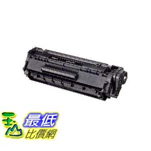 [美國直購 ShopUSA] Canon 複印機 0263B001A, FX-9, Canon 104 Premium Compatible High Value Black Copier Toner   $850