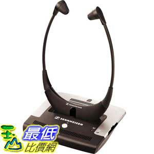 [美國直購 ShopUSA] 電視用紅外線無線耳機 Sennheiser IS410 Ultra-lightweight Assistive Listening Stereo Headphone Sy..