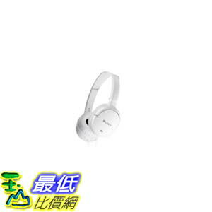 [美國直購 USAShop] Sony 耳機 MDRNC8/WHI Noise Canceling Headphone, White(有黑白兩色可選)$1396