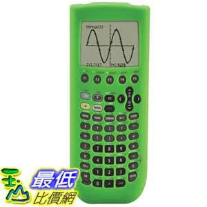 [美國直購 ShopUSA] Guerrilla 計算器 Green Silicone Case For Texas Instruments TI 89 Titanium Graphing Calcu..