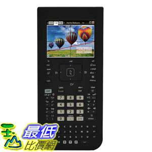 [美國直購 ShopUSA] Guerrilla 圖形計算器 Black Silicone Case For Texas Instruments TI Nspire CX & CX CAS Graph..