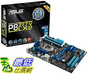[美國直購 ShopUSA] ASUS 主機板 P8H77-V LE LGA 1155 Intel H77 HDMI SATA 6Gb/s USB 3.0 ATX Intel Motherboard ..