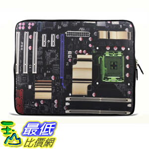 [美國直購 ShopUSA] Motherboard 主機板 11.6 12.1 inch Notebook Carrying bag Laptop Sleeve Case for Samsung Chromebook/DELL $766