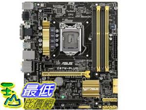 [美國直購 ShopUSA] ASUS 主機板 Z87M-PLUS DDR3 1600 LGA 1150 Motherboard $6038