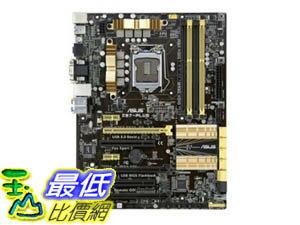 [美國直購 ShopUSA] Asus 主機板 Z87-PLUS DDR3 1600 LGA 1150 Motherboard $7836