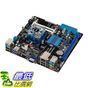 [美國直購 ShopUSA] Asus 主機板 Intel Celeron 847/Intel HM70 DDR3 SATA3 and USB 3.0 A&V&GbE Mini-ITX Motherb..