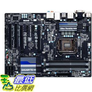 [美國直購 ShopUSA] Gigabyte 主機板 Z87 LGA 1150 CrossFireX HDMI DVI ATX Motherboard (GA-Z87-D3HP) $6291