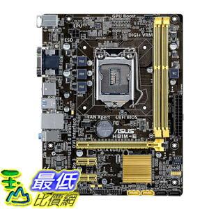 [美國直購 ShopUSA] ASUS 主機板 H81M-E ATX DDR3 1333 LGA 1150 Motherboards $3162