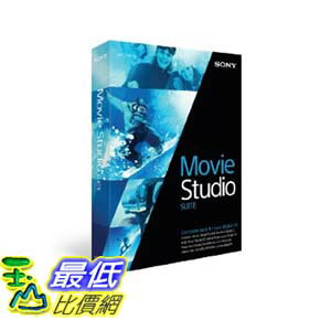 <br/><br/>  [103美國直購] Sony Movie Studio 13 Suite  $4735<br/><br/>