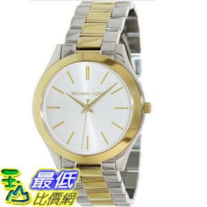 [美國直購 ShopUSA] Michael Kors 手錶 Women's MK3198 Two-Tone Stainless-Steel Quartz Watch with Silver Dial #1681891645 _mr $5321