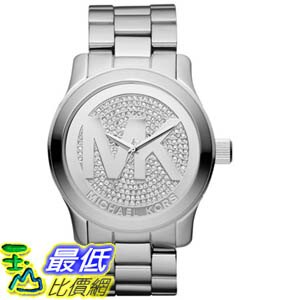 [美國直購 ShopUSA] Michael Kors 手錶 Women's MK5544 Silver Stainless-Steel Quartz Watch with Silver Dial #1681883044 _mr $7383