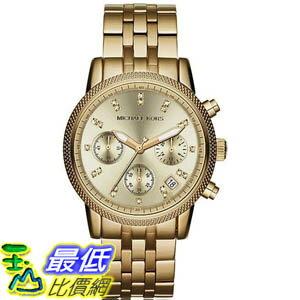 [美國直購 ShopUSA] Michael Kors 手錶 Women's MK5676 Gold Stainless-Steel Quartz Watch with Gold Dial #1681888104 _mr $7230